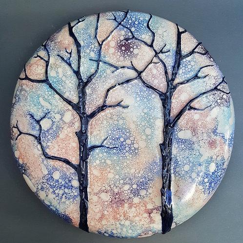 Winter TreeMoonrise