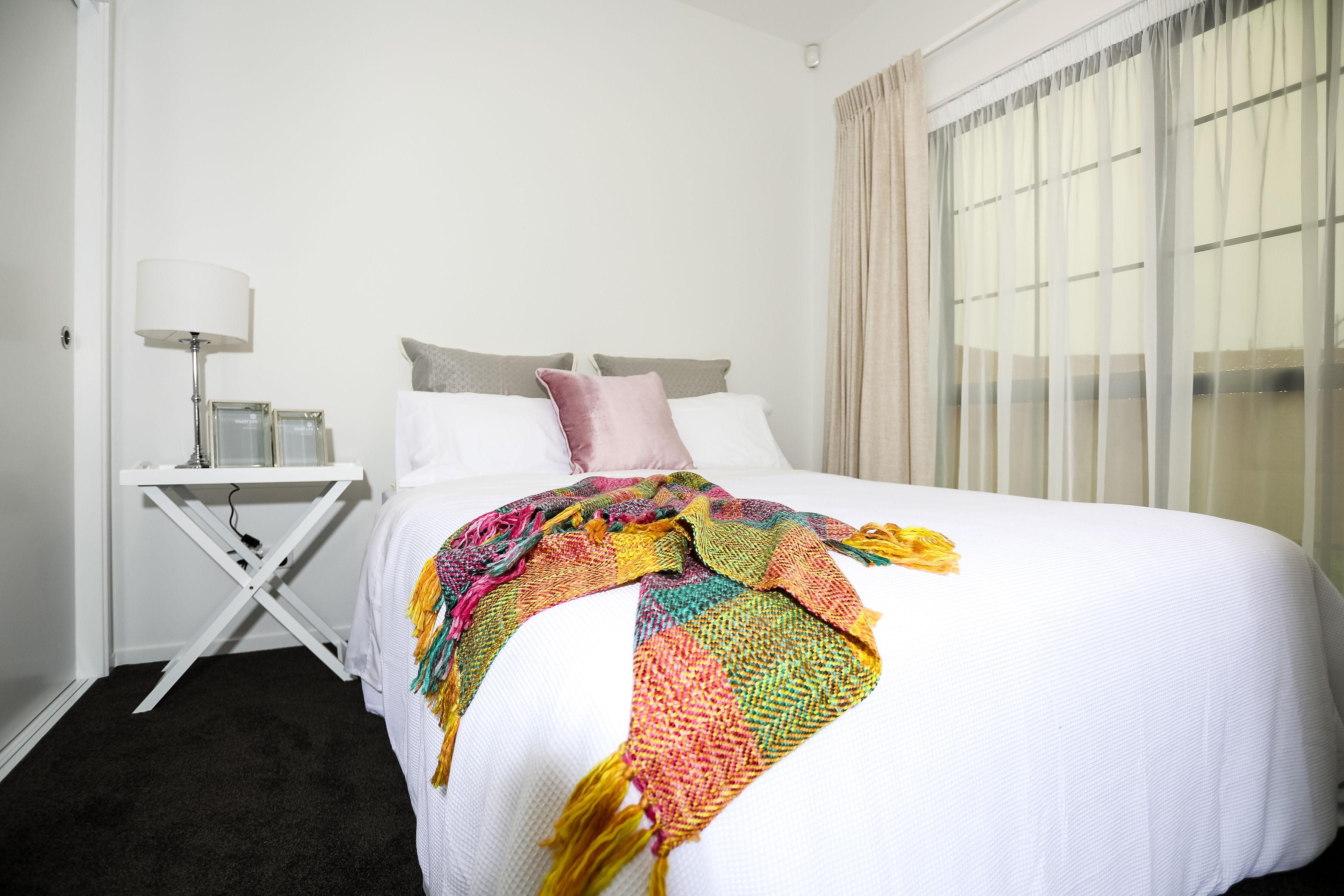 Bedroom Flat 27