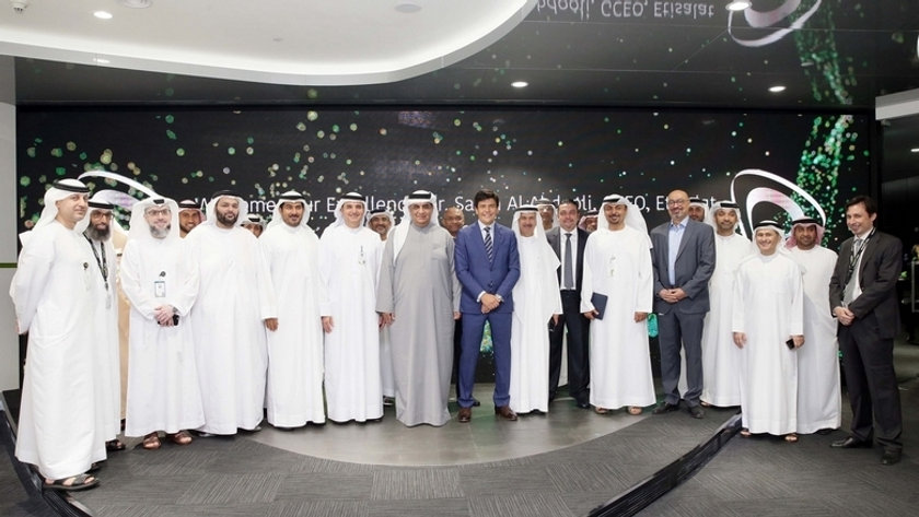 Etisalat launches Innovation Center in D