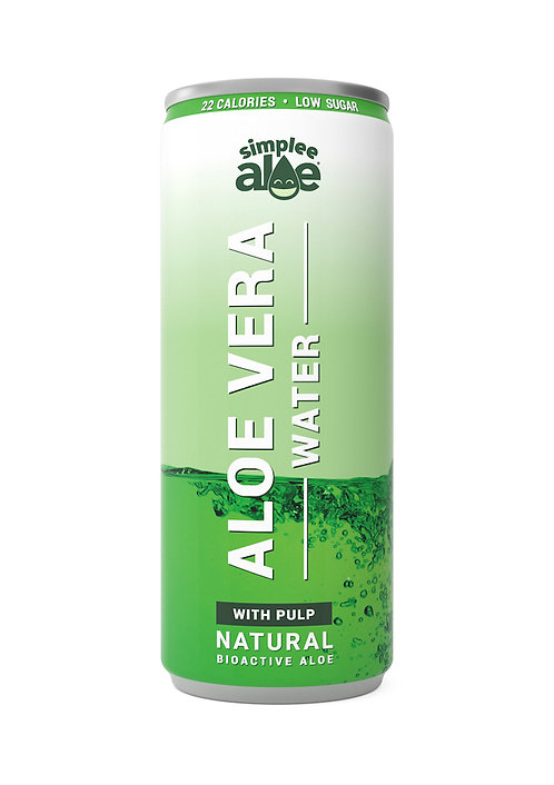 Aloe Vera Water Natural