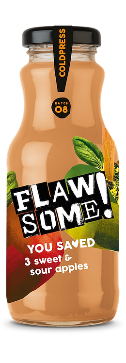 Flaw Some Cold Press Sweet & Sour Apple