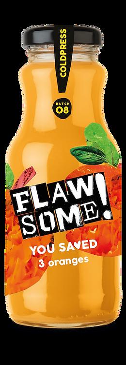 Flaw Some Cold Press Orange