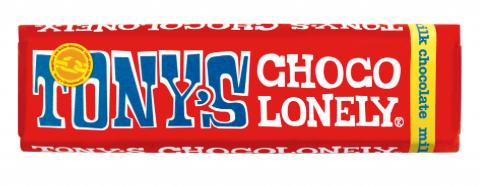 Tony's Chocolonely Milk Chocolate 32%