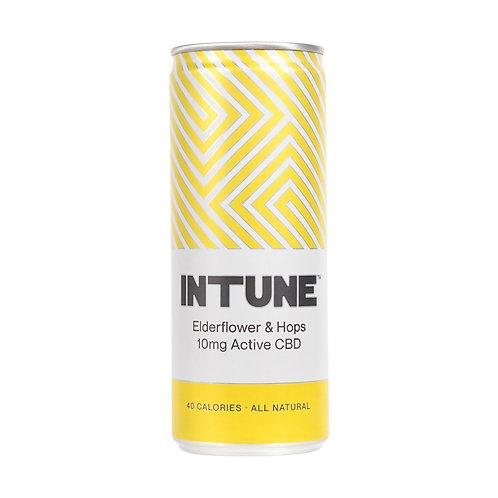 Intune CBD Infused Elderflower & Hops