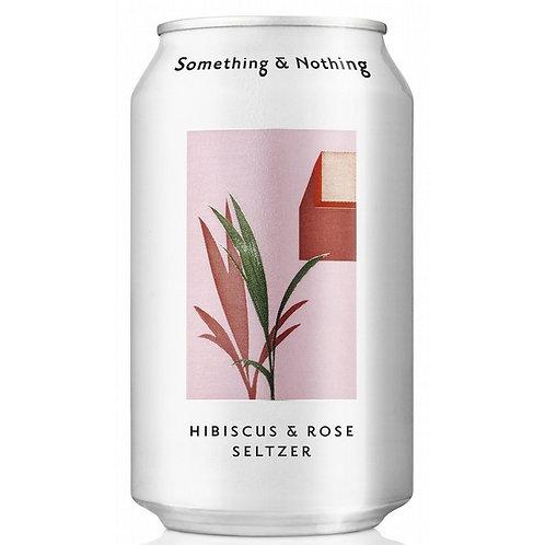 S&N Hibiscus & Rose Seltzer