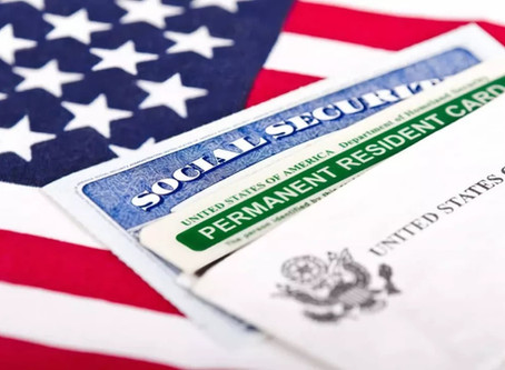 费城华人律师披露绿卡排期重大变革, 绿卡持有者申请配偶进入黄金期.