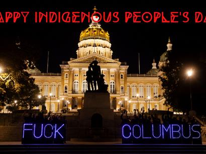Celebrate Indigenous People's Day by Abolishing Columbus Day