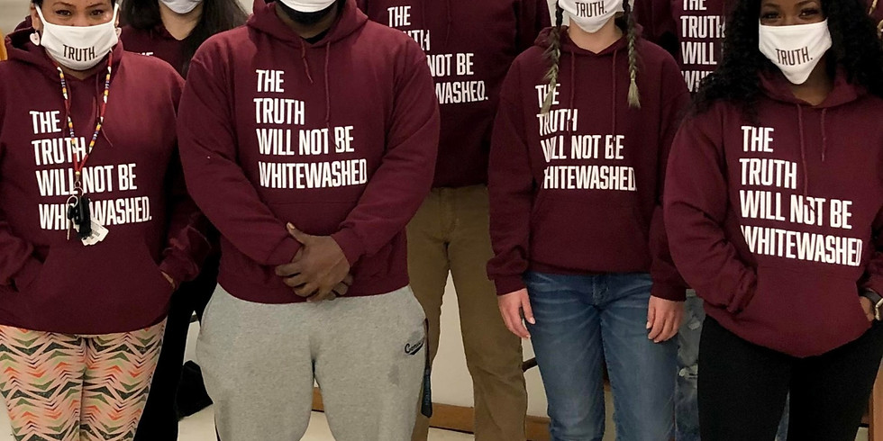 Truthsgiving Iowa City: Hoodie and Mask Giveaway