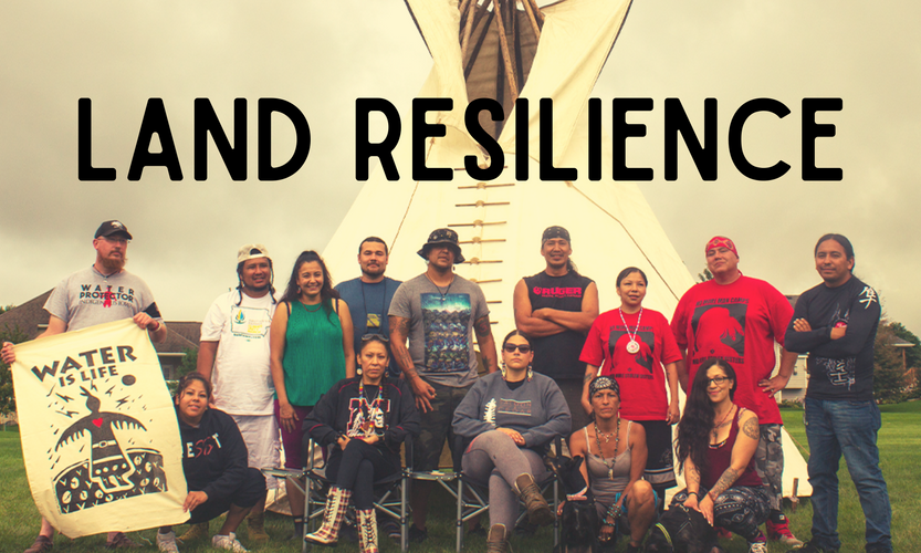 Land Resilience