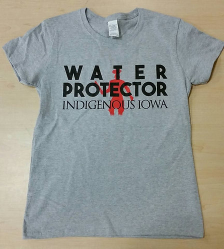 Indigenous Iowa Water Protector Unisex Shirt