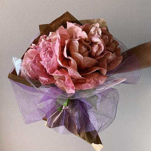 Bouquet Rosa Antico - medio