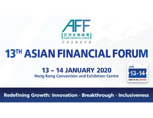 Asian Financial Forum (AFF) 2020