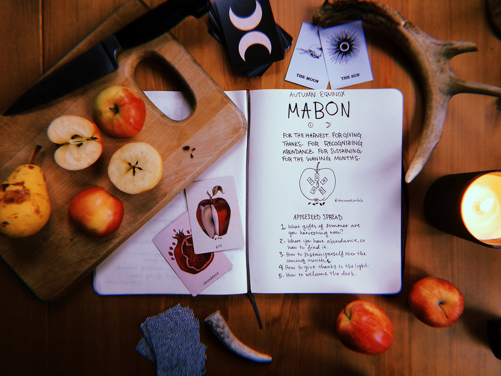 Autumn Equinox_Mabon Spread