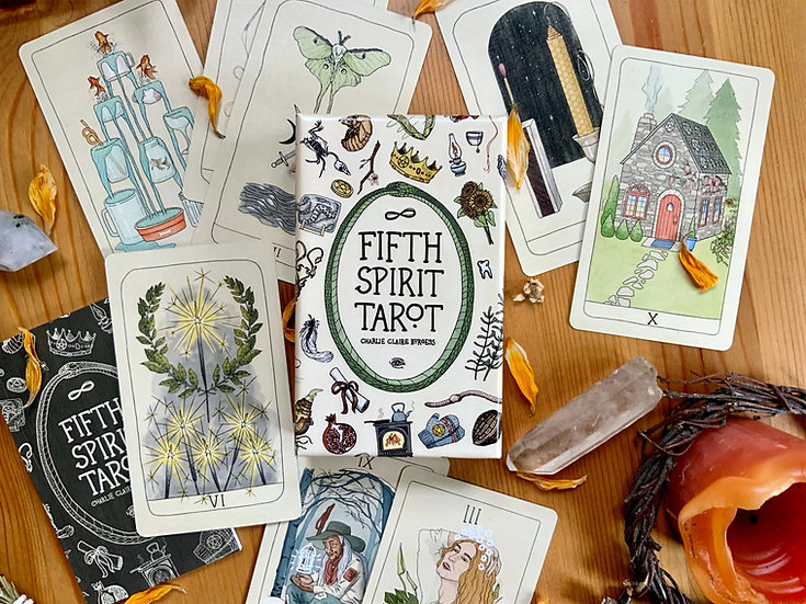 FIFTH SPIRIT TAROT DECK