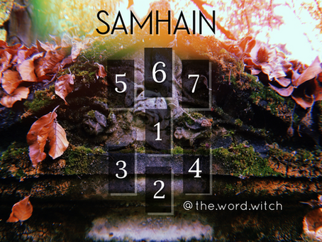 Samhain: A Lineage of Spirit