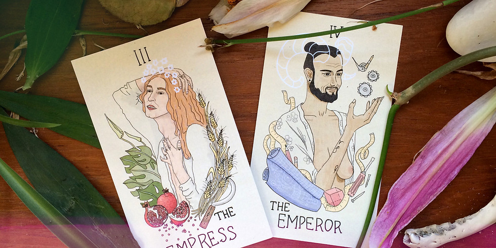 Queering the Tarot for a World Beyond Binaries