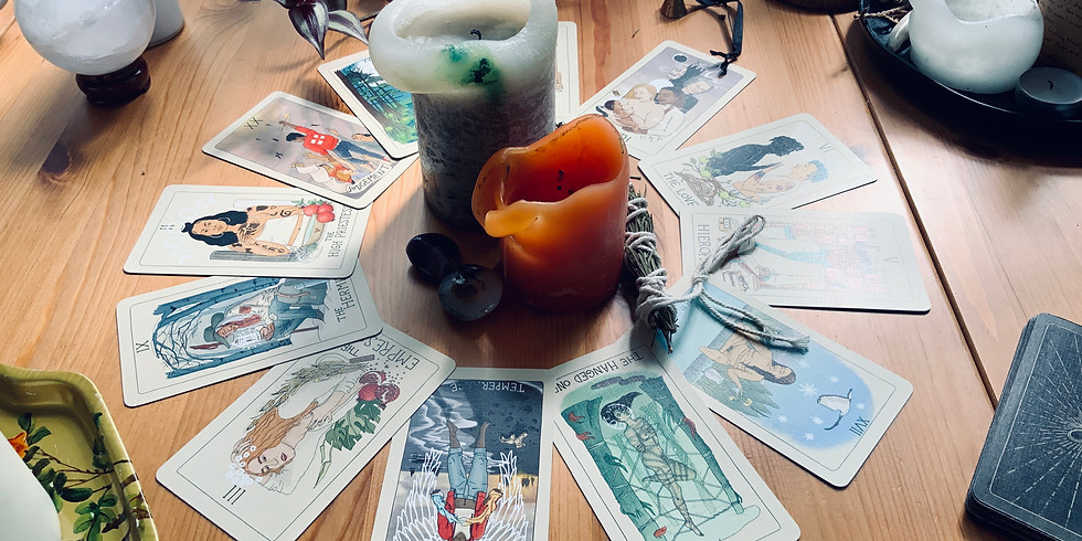 Tarot for the Future: Magical Planning for the Year Ahead