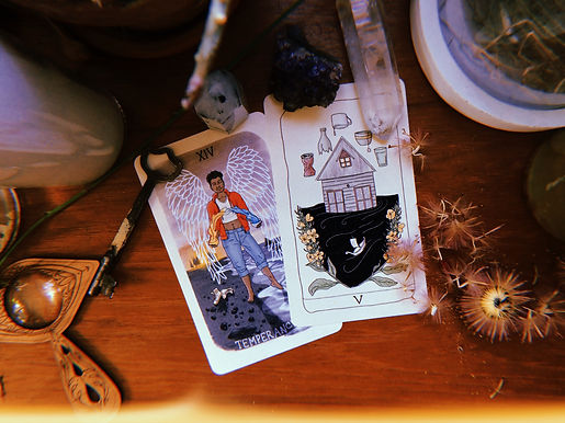 Fifth_Spirit_Tarot_Temperance_5_of_Cups.