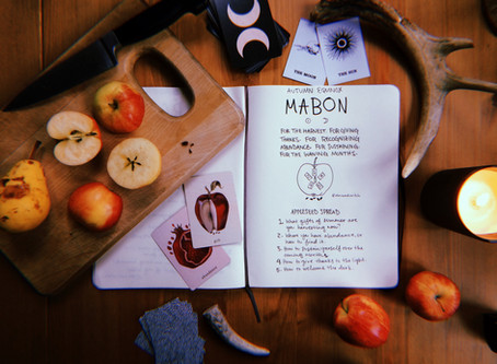 Autumn Equinox (Mabon): seeds of the harvest