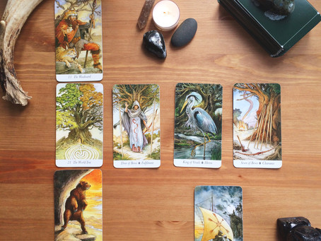 Winter Solstice Spread