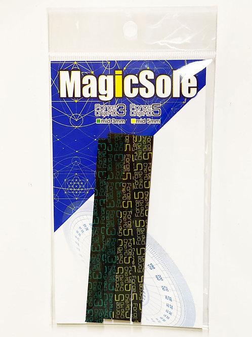 MagicSole専用 ForceChip MD 3mm & 5mm