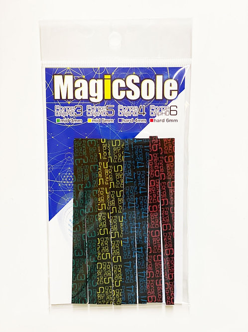 MagicSole専用 ForceChip MD & HD (4種セット)