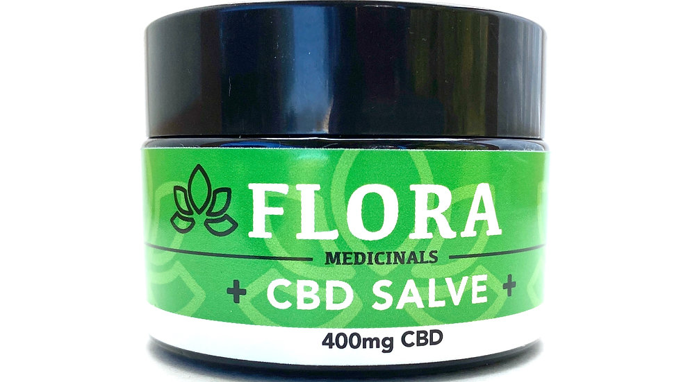 CBD Salve (400mg)