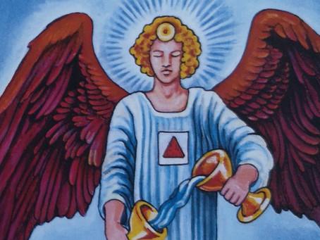 Et un ange apparait