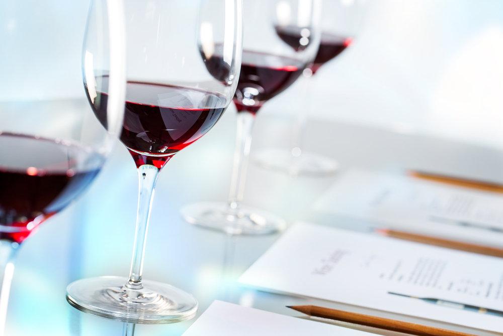 Clase de Vino Mexicano y Cata de Vinos