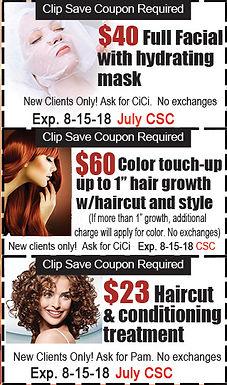 Uska's Salon & Spa on McGregor St,., Ft. Myers, FL. Uska's Salon coupons.