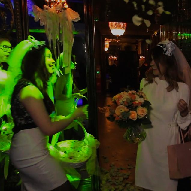 Wedding-Themed Birthday Party