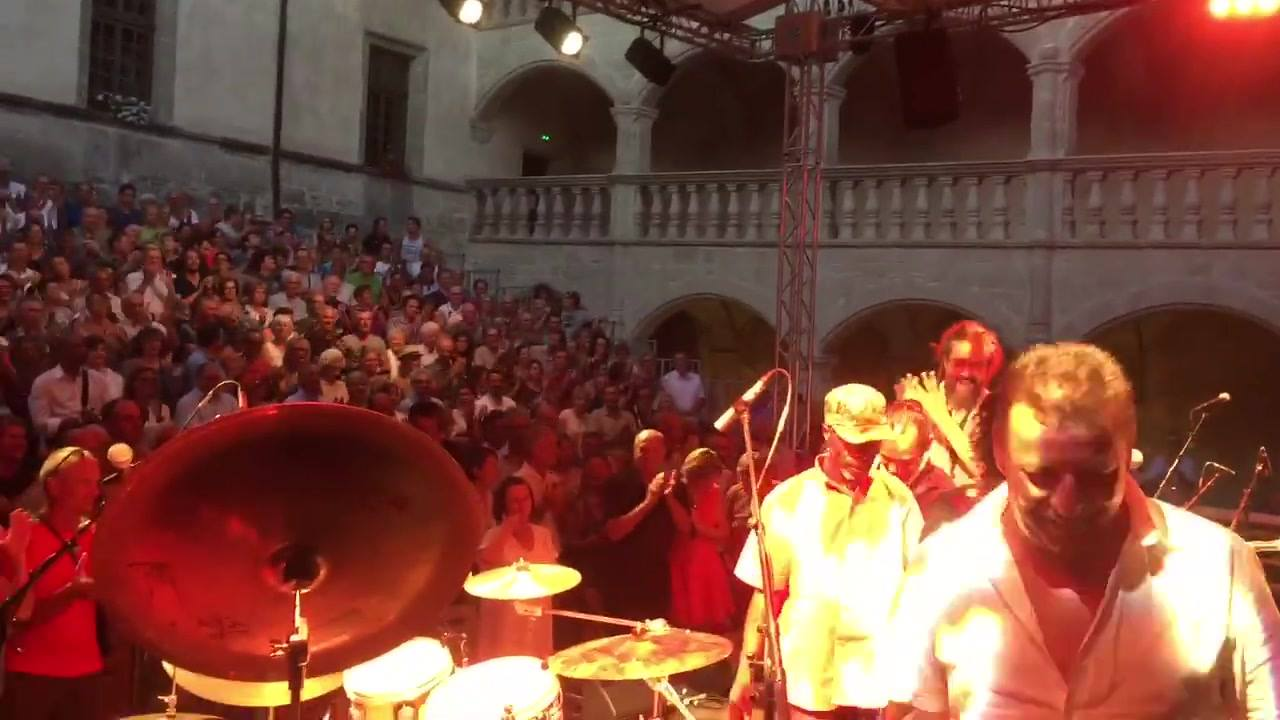 Festival de Clermont en Genevois - Jazz Club d'Annecy ! #pacosery