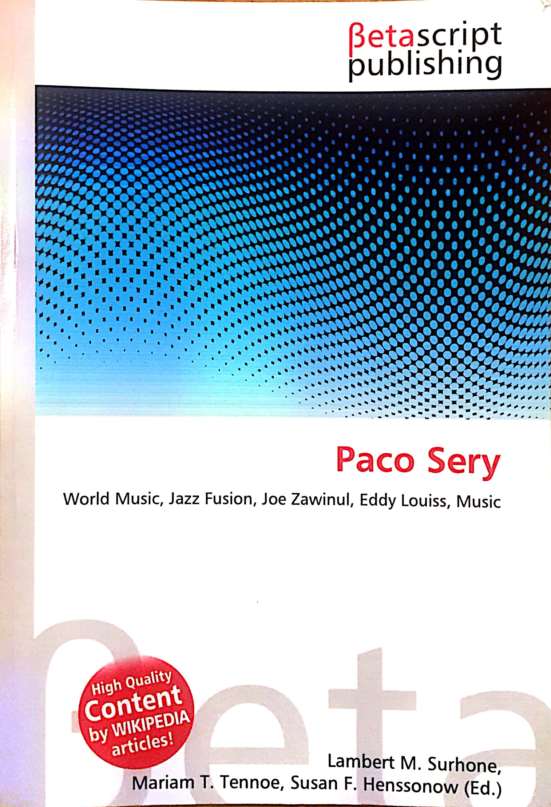 Paco Séry