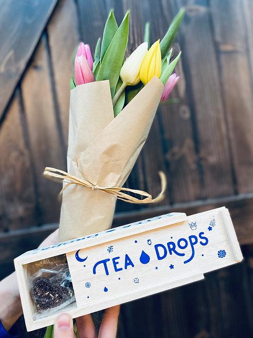 Administration Day Tulip & Tea Bundle