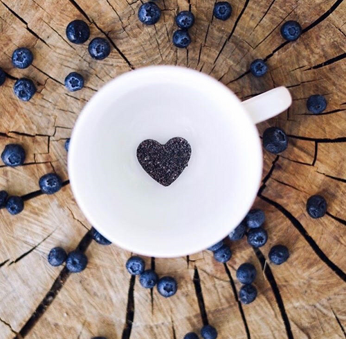 Tea Drops: Blueberry Acai