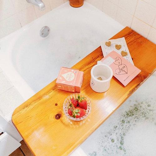 Tea Drops: Strawberry Shortcake