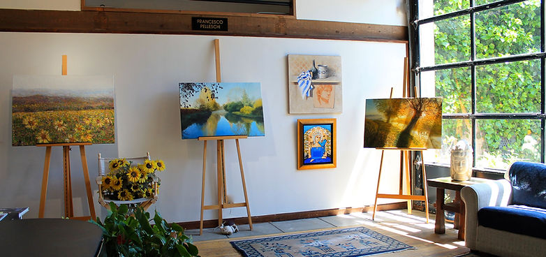 Gallery in Sausalito