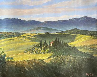 Dream of Tuscany h20 w24.jpg
