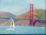 Sailing on the Bay h8 w10.jpg