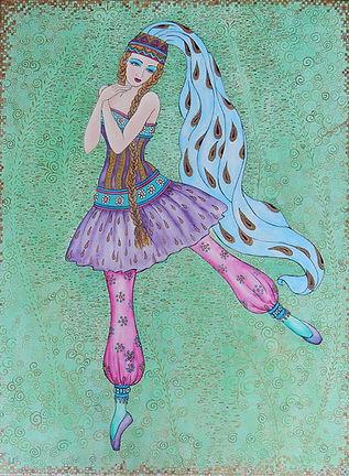 The Spirit of Ballet Russe I h24 w18.jpg