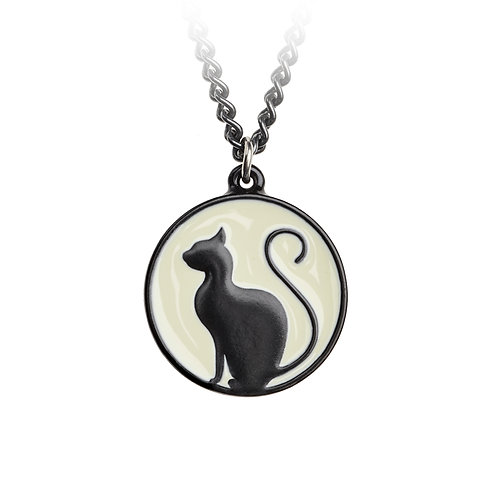 ALCHEMY GOTHIC P824 MEOW AT THE MOON