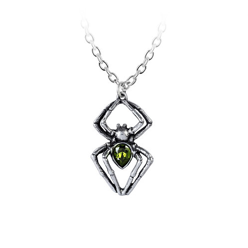 ALCHEMY GOTHIC P904 EMERALD SPIDERLING