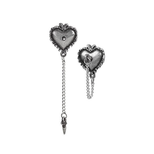 ALCHEMY GOTHIC E433 WITCHES HEART