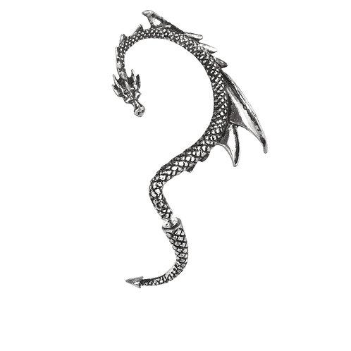 ALCHEMY GOTHIC E274L THE DRAGON'S LURE - LEFT EAR VERSION