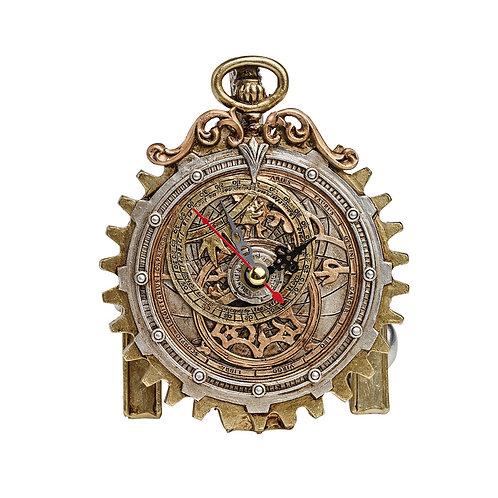 ALCHEMY GOTHIC V50 ANGUISTRALOBE CLOCK