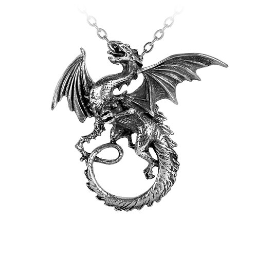 ALCHEMY GOTHIC P323 THE WHITBY WYRM