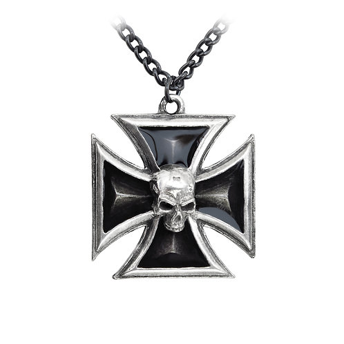 ALCHEMY GOTHIC P617 BLACK KNIGHT'S CROSS