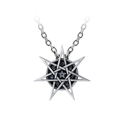 ALCHEMY GOTHIC P878 ELVEN STAR