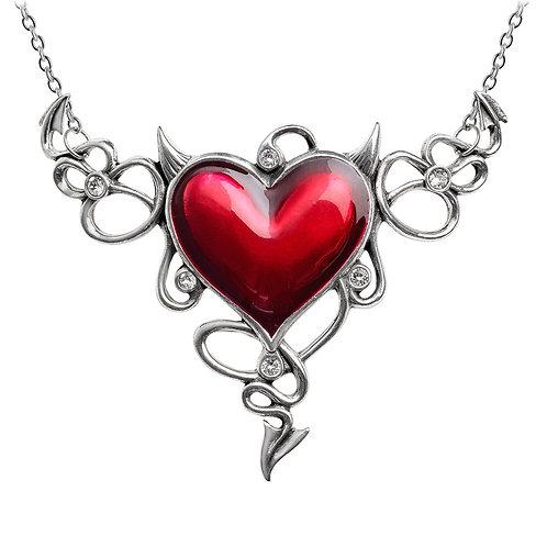 ALCHEMY GOTHIC ULFP25 DEVIL HEART GENEREUX