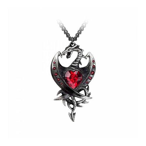 ALCHEMY GOTHIC P609 DIAMOND HEART
